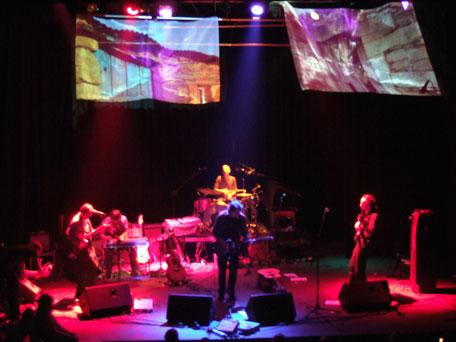 Ruper Ordorika in concert